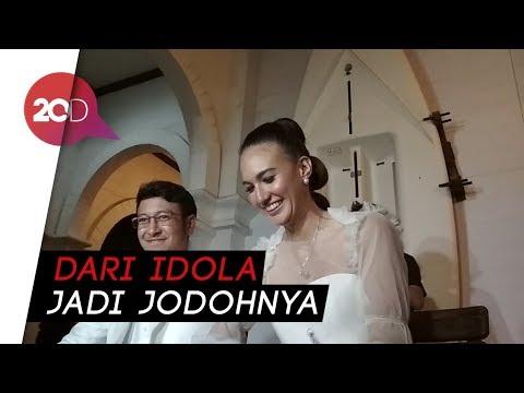 Perjalanan Kisah Cinta Nadine-Dimas Anggara
