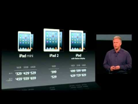 New Apple Ipad Mini