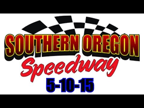 Southern Oregon Speedway Feature 5-10-15