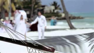 Официальная свадьба в Доминикане видео(Официальная свадьба в Доминикане видео. Катя и Андрей. Катя ждет ребенка. Ребята познакомились на море,..., 2013-04-14T20:19:15.000Z)