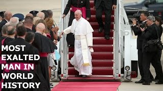 POPE FRANCIS on Fast Track to Eternal LAKE of FIRE