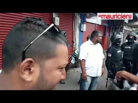 Port-Louis : Shibani Finance la cible de voleurs ce matin
