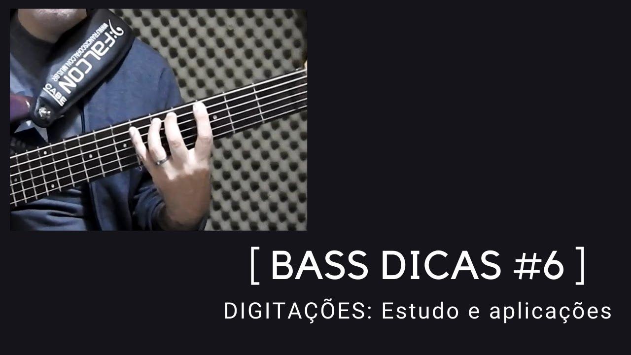 DICAS DE CONTRABAIXO PRA VOCÊ ESTUDAR!