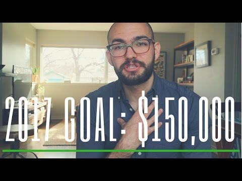 Personal Finance goals for 2017! Getting that money motivation!