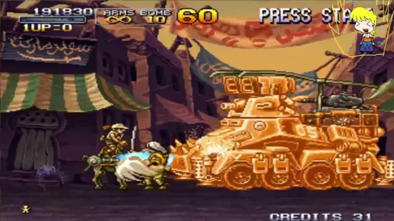 descargar metal slug 1 para android