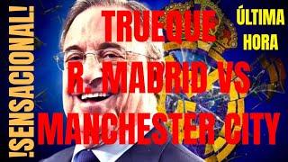 ÚLTIMA HORA :  ! BOMBAZO ! EL MANCHESTER CITY QUIERE A BALE Y LE PROPONE UN TRUEQUE AL REAL MADRID
