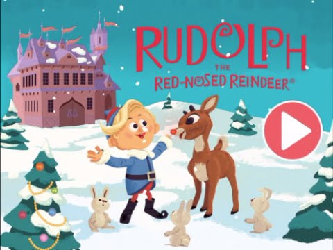 Rudolph The Red-Nosed Reindeer - Full TV Movie Storybook