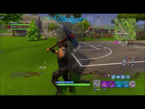 FORTNITE: Finding a duos partner...Clutching up?