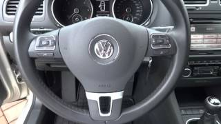 VW GOLF VI HIGHLINE 27 08 2012 2012