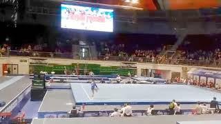 Uliana Perebinosova Floor (Russian Cup) 2017 (CoP 2017-20 D-Score)
