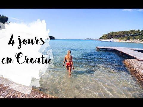 Vlog 4 jours en Croatie: entre Zadar, Sibenik et Trogir
