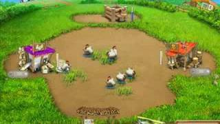 Farm Frenzy 2 farm games