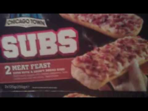 Chicago Town Subs Meat Feast V Cheese Tomato Youtube