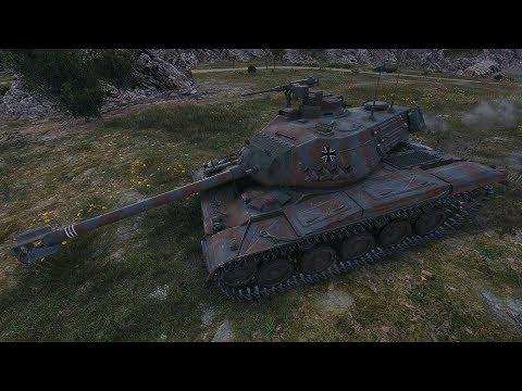 M 41 90 5,4K DMG   World of Tanks gameplay