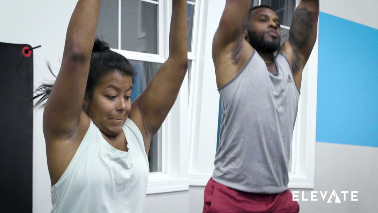 Elevate with Tre Hicks - Personal Training Promo