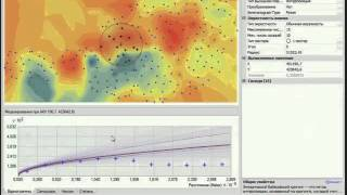 Экология. Анализ распространения тяжелых металлов(Демонстрируется возможность составления оценки загрязнения на основе пространственных и атрибутивных..., 2015-12-04T09:04:13.000Z)