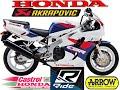 Honda CBR900Rr Fireblade(Ride) Fear Zone !