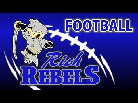 FOOTBALL: Rich Rebels vs Monticello Buckaroos