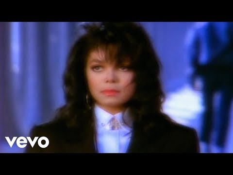 Janet Jackson - Come Back To Me (Official Music Video)