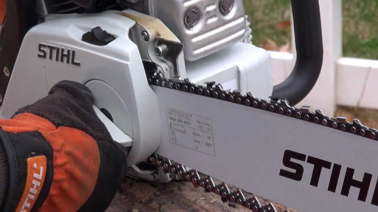 Stihl product feature quick chain adjuster youtube stihl product feature quick chain adjuster keyboard keysfo Image collections