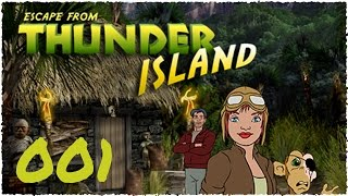 Escape from Thunder Island!