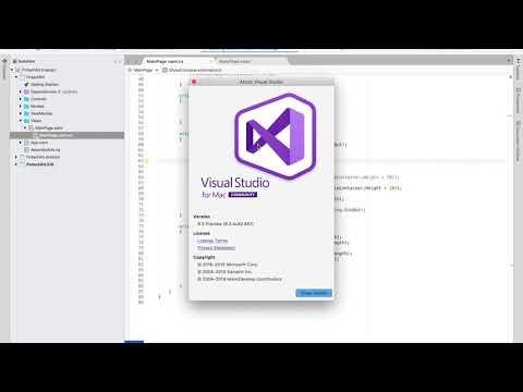 Xamarin Forms UI Challenge - Fintech Kit (part 4) - YouTube