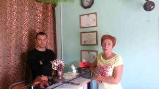 видео отзыв SPA салон