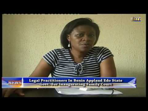 Legal practitioners applaud EDSG for inaugurating family court