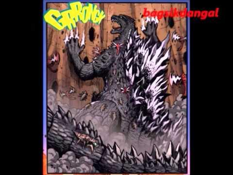 Godzilla Vs Megaguirus!Comic Vs Movie!