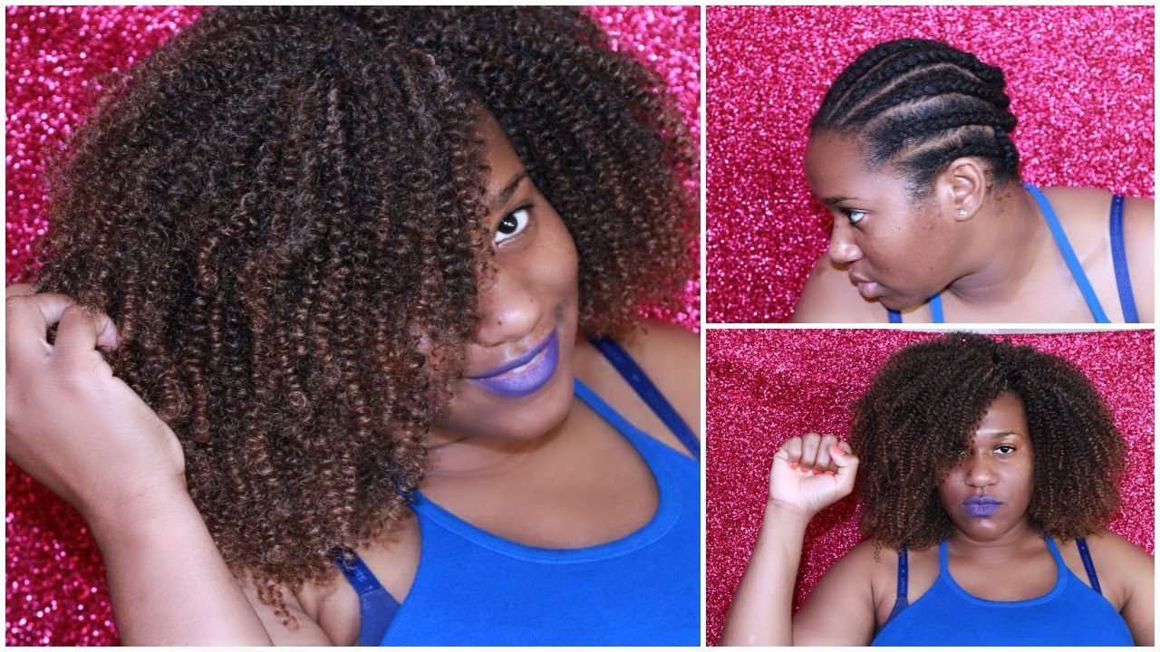 Best Crochet Braids Hair ☆ Caribbean Bundle 4a Bohemian