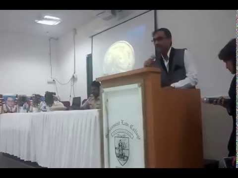 Speech on  Shivjayanti at  Govt Law College by Abhijeet Bhalerao 2015