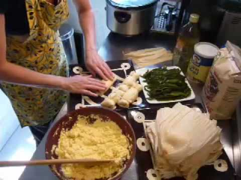 Cooking with linda fresh corn tamales youtube ccuart Choice Image
