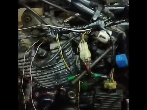 Bedah kabel pulsar tanpa bcu,rubah kelistrikan jd fullwave pake kiprok on
