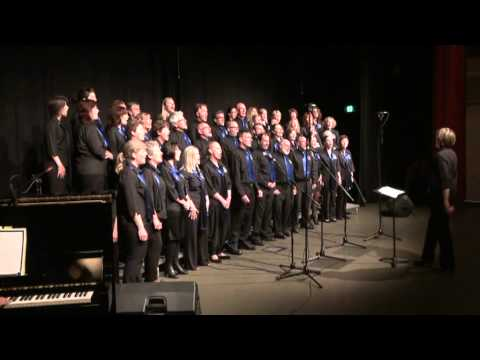 Vox Harmony performs Do Wah Diddy Diddy