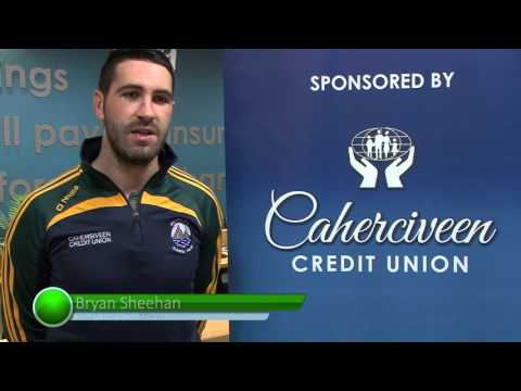 Caherciveen Credit Union backing the South Kerry Team for the County final