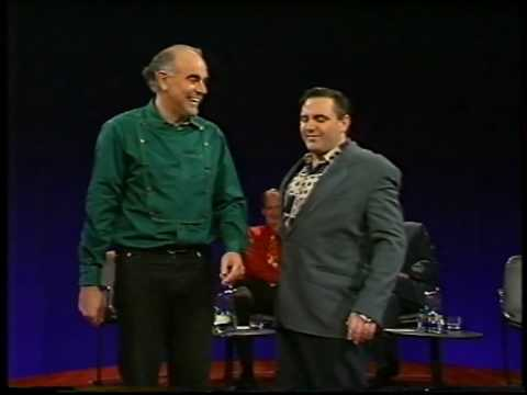 """Whose Line Is It Anyway?"" BLOOPERS - ORIGINAL UK version '94 (pt.1of2) - stereo"