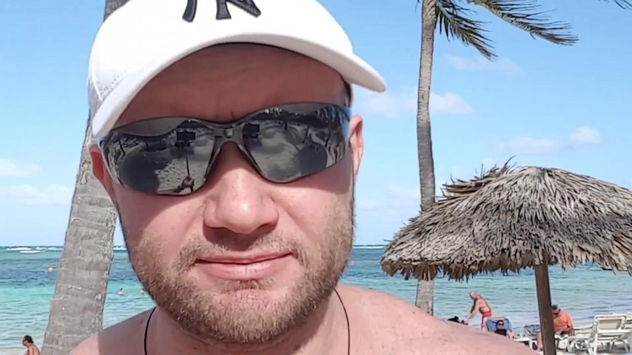 Vlog: Отдых в Доминикане - Пунта - Кана отель Catalonia Bavaro. Тренировка и впечатления