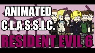 Resident Evil 6 Parody Montage