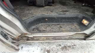 Обзор Hyundai Starex 2003.  Часть 1.