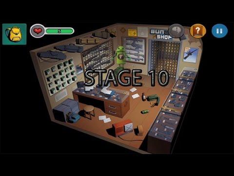 Doors & Rooms 3 Chapter 1 Stage 10 Walkthrough