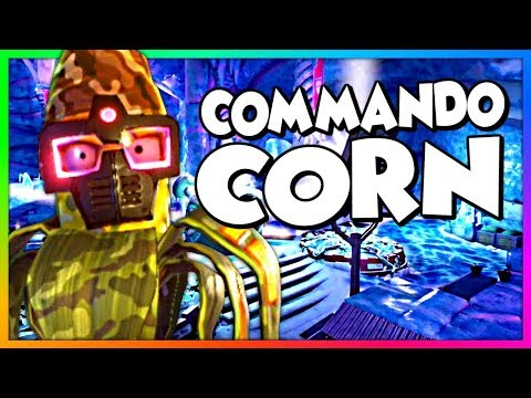 Commando Corn Returns - PvZ Garden Warfare 2