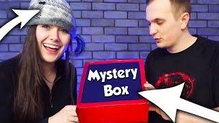 MYSTERY BOX CHALLENGE!