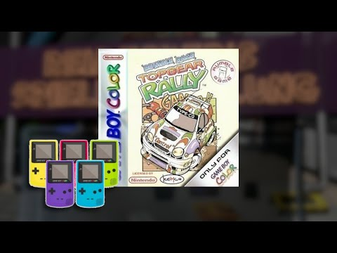 Gameplay : Rumble Race: Topgear Rally [Gameboy Color]