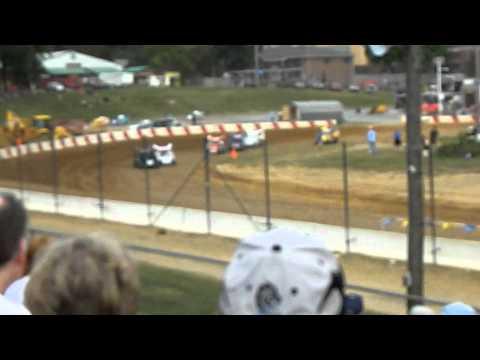 Kutztown Fair Speedway 7-11-2012