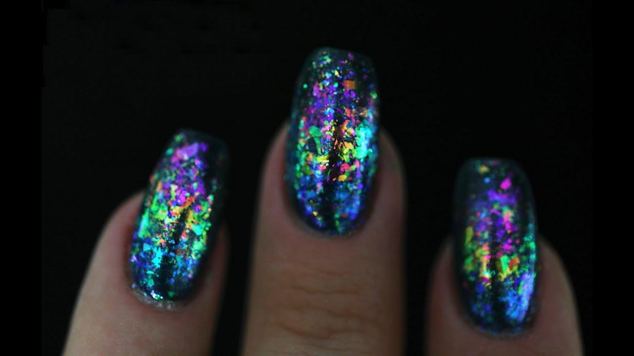 ⚡ Najpiękniejszy efekt na paznokciach  – Electric Effect | KATOSU ⚡