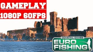 Euro Fishing The Moat Gameplay (PC)