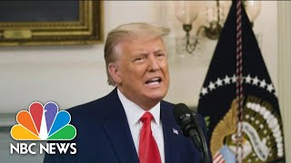 Trump Repeats Baseless Voter Fraud Claims After Barr Says No Evidence | NBC Nightly News
