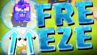 Clash Royale / THE FREEZE IS BACK!