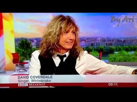 David Coverdale interview on BBC1 May 15th 2013 By Ari