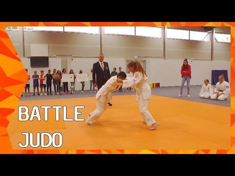 Battle Judo met Sanne van Dijke en Michael Korrel    ZAPPSPORT